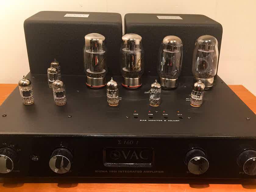 VAC Sigma 160i with Upgrades