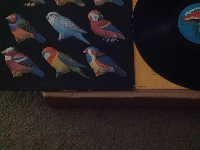 Chilliwack - Breakdown In Paradise Mushroom Records Vinyl LP  NM