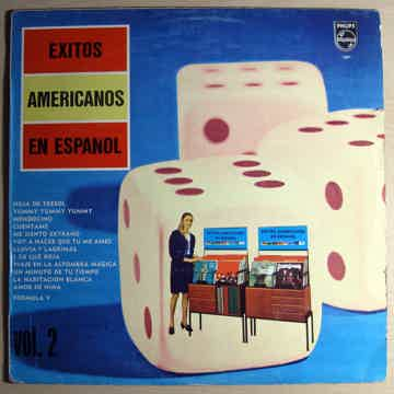 Various Arists - Exitos Americanos En Espanol Vol. 2  -...