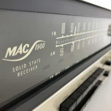 McIntosh MAC-1900