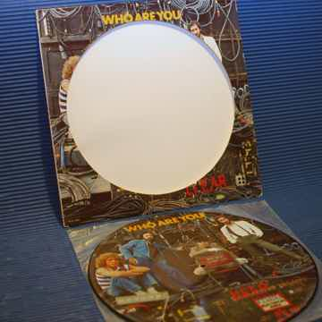 """THE WHO  - """"Who Are You"""" Picture Disk -  MCA 1978"""