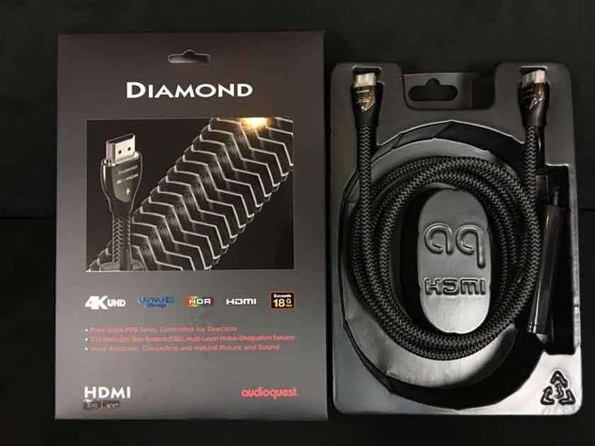Audioquest Diamond HDMI 2m Brand New!!