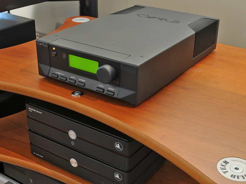 Cyrus Electronics 6a Integrated Amp