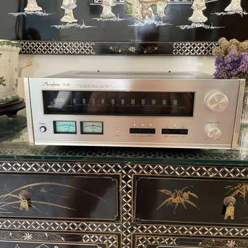 Accuphase T-101 Super Tuner (MINT)!