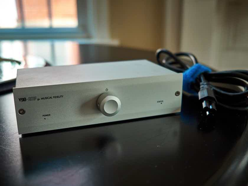 Musical Fidelity V90-AMP