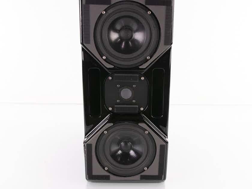 Wilson Audio CUB Series 2 Center Channel Speaker; Single Gloss Black (19072)