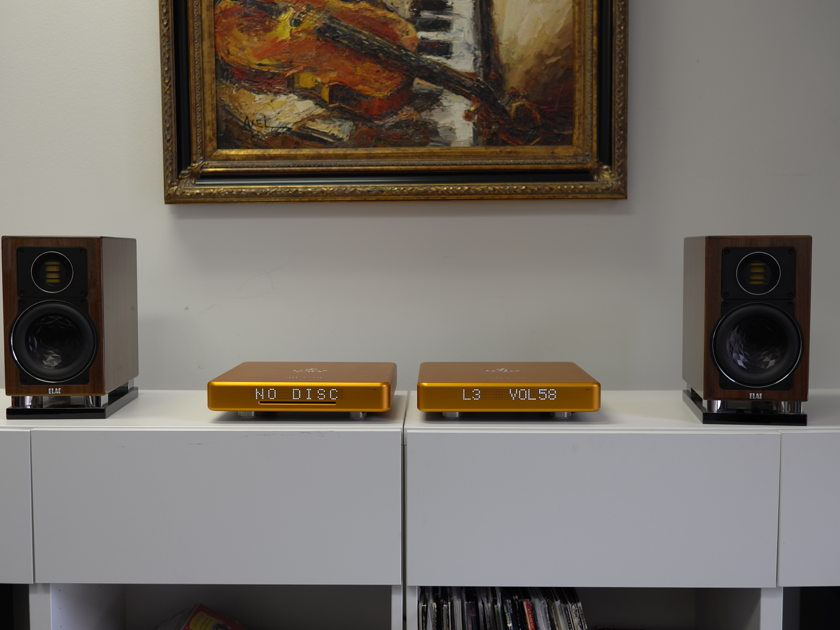 Elac BS 403 Book Shelve Monitors Made in Germany