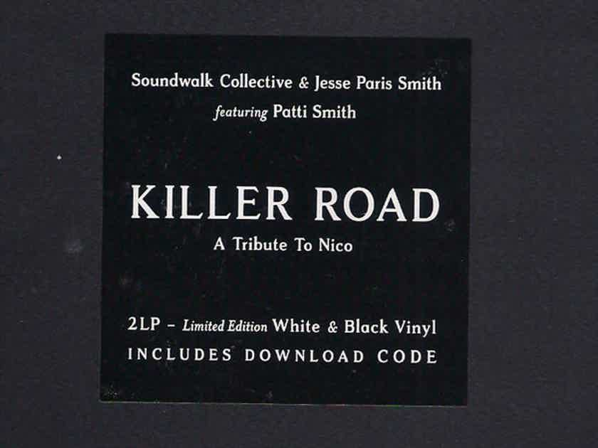 Soundwalk Collective Killer Road A Tribute To Nico
