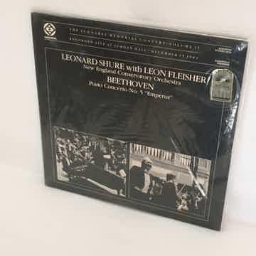 Frank/Shure/Fleisher Schnabel Memorial Concert Vol I & II