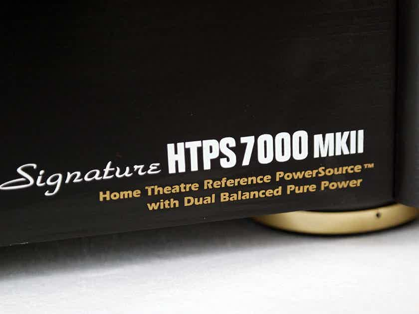 Monster Power HTPS 7000 Mk.II Signature - trade-in unit in good condition