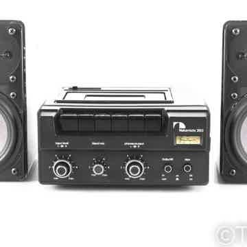 Nakamichi 350 Portable Cassette Recorder