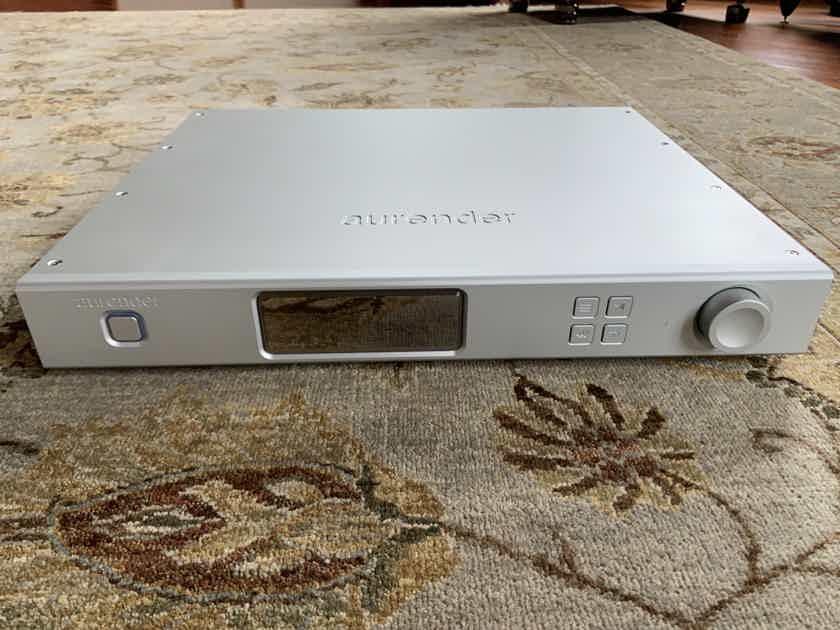 Aurender A10-4TB Silver