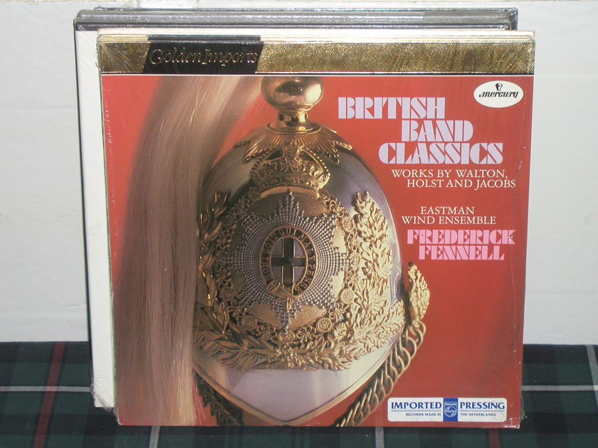 Frederick Fennell/Eastman Wind Ensemble - Walton: Crown Imperial *TAS* Mercury Golden Imports SRI-75028