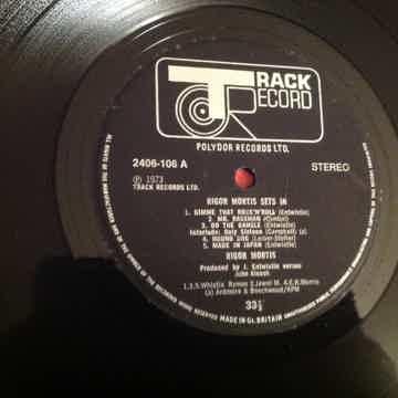 Rigor Mortis  Rigor Mortis Sets In Track Records U.K. J...