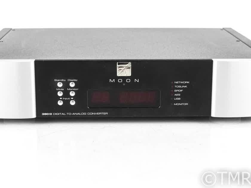 SimAudio Moon Neo 380D MiND 1 Streaming DAC; D/A Converter (21126)