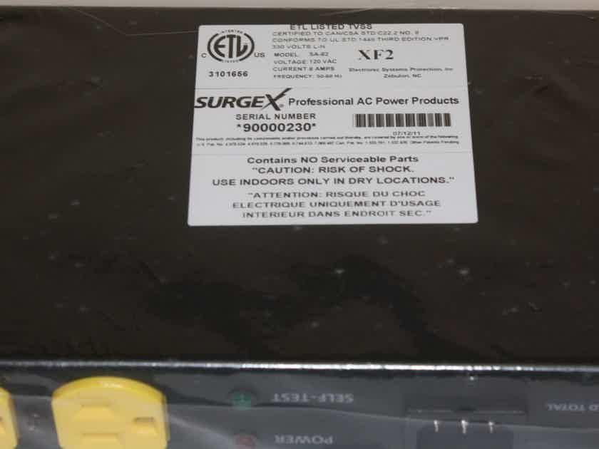 SurgeX XF2 Power Conditioner / Surge Protector