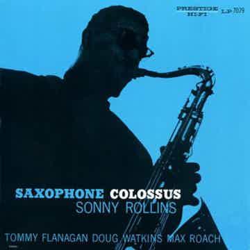 Saxophone Colossus Hybrid Mono SACD