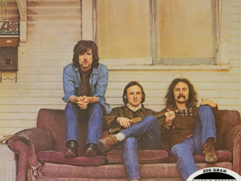 Crosby, Stills and Nash - First Album Classic Records - 200g Quiex SV-P  - New and Sealed!