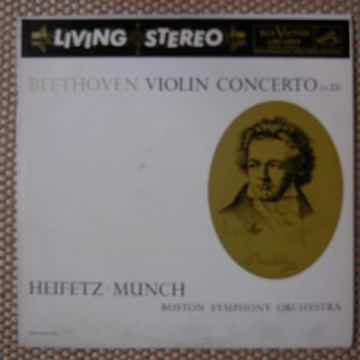 Beethoven - Concerto in D RCA Living Stereo LSC-1992 Sh...
