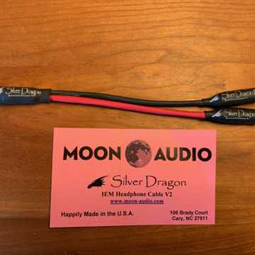 Moon Audio Silver Dragon
