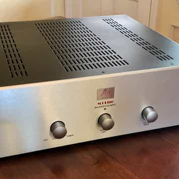 Audio Note UK M3 Line preamplifier with Balanced CD Inp...
