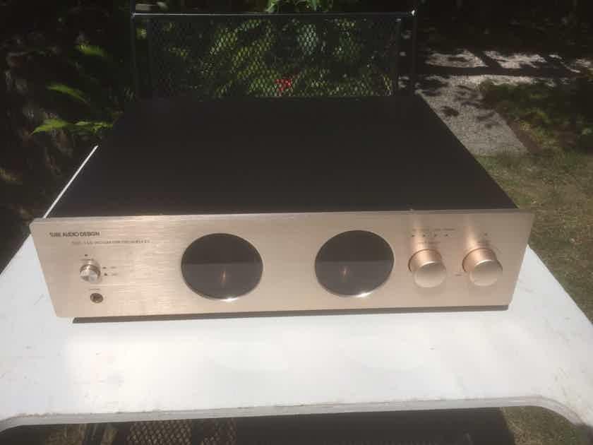 Tube Audio Design TAD-150 Signature Edition Preamplifier
