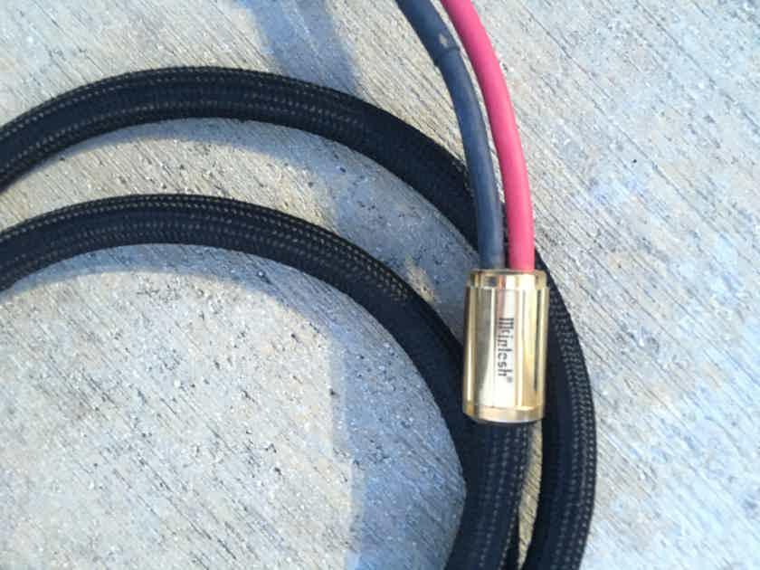 McIntosh  CS2M High End Speaker Cable Pair