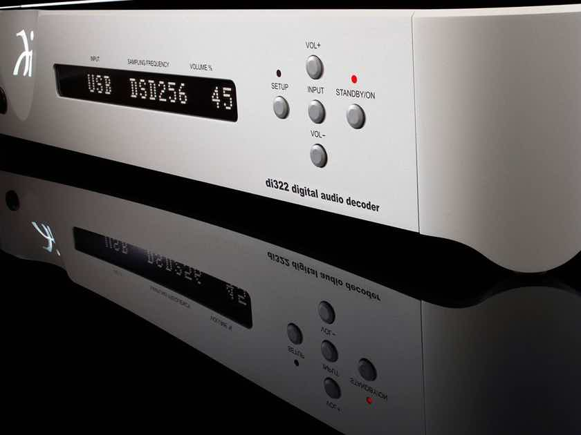 Wadia di322 Digital Audio Decoder New-in-Box with Warranty