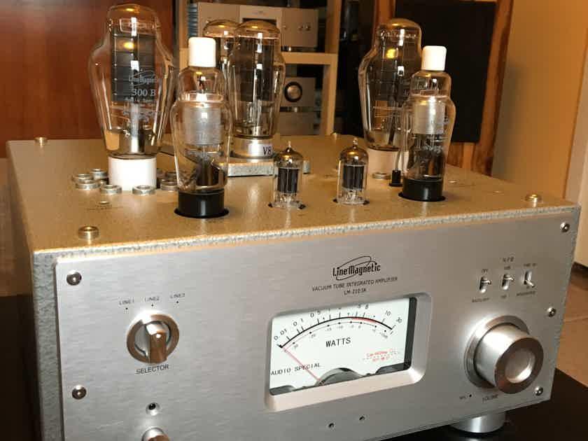 Line Magnetic LM-210IA