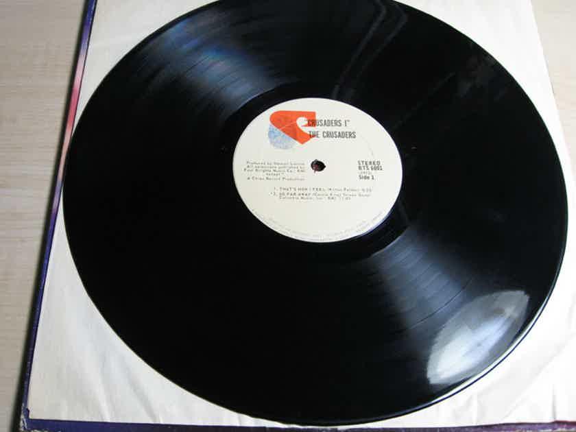 The Crusaders - Crusaders 1  - 1972  Blue Thumb Records BTS 6001