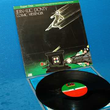"JEAN-LUC PONTY  - ""Cosmic Messenger"" - Direct Disk Labs..."