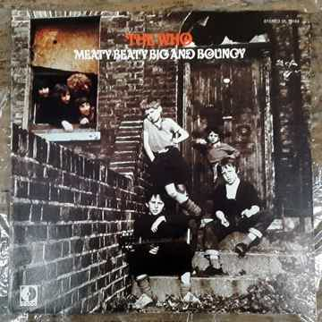 The Who - Meaty Beaty Big And Bouncy EX Original 1971 V...