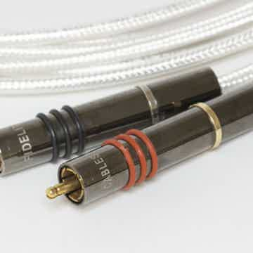 High Fidelity Cables CT-1 Enhanced RCA