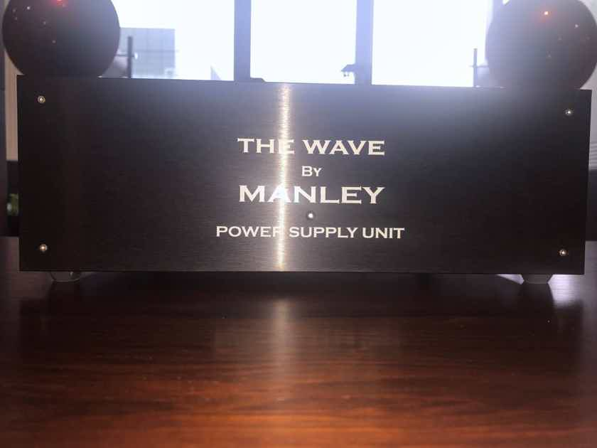 Manley Labs The Wave Tube Preamplifier / DAC Combo