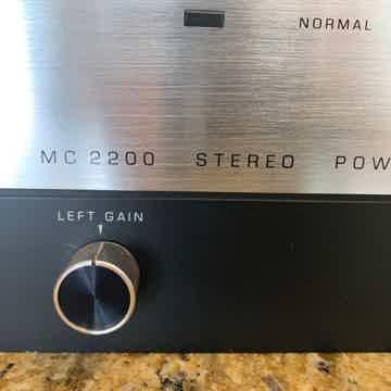 Mcintosh  MC2200