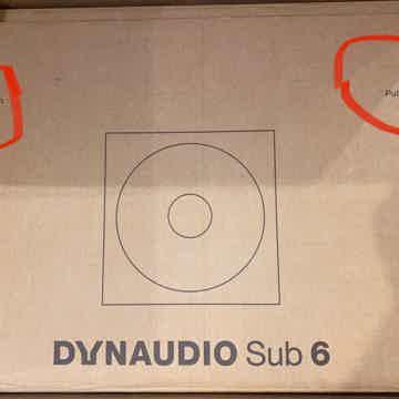 Dynaudio Sub 6