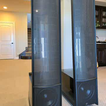 Martin Logan Expression ESL 13A  As New MINT! Bargain p...