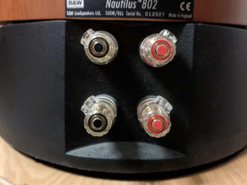 Bowers & Wilkins Nautilus 802