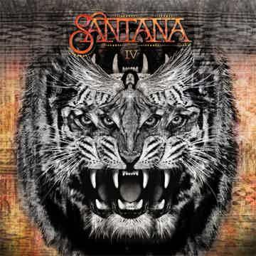 Santana IV 2LPs