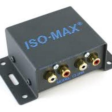 Jensen Iso-Max CI-2RR