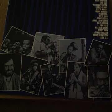 Various - Individuals 2 LP Jazz Sampler Stanley Clarke ...
