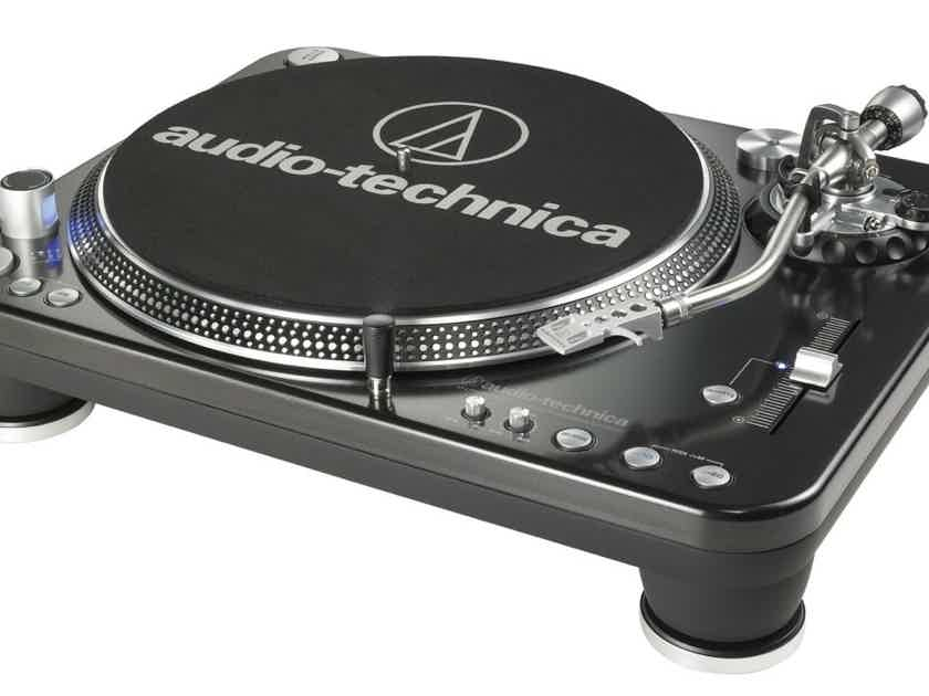 Audio-Technica AT-LP1240-USB Direct Drive Turntable