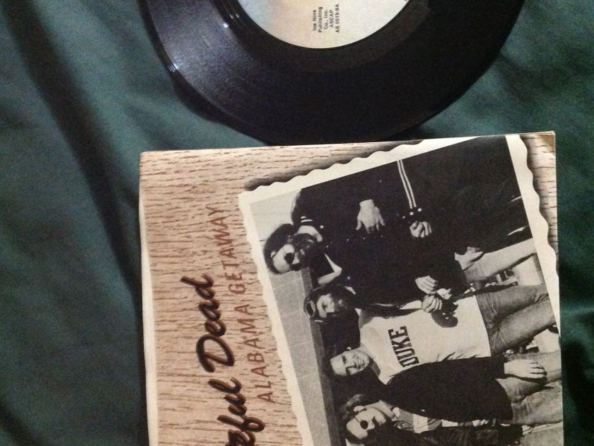 Grateful Dead - Alabama Getaway 45 With Sleeve,NM