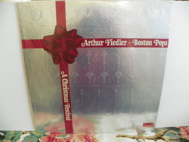 ARTHUR FIEDLER/BOSTON POPS