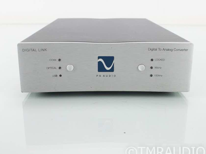 PS Audio Digital Link III DAC; D/A Converter; DL3 (18873)