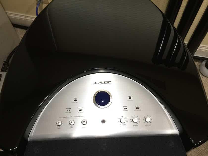 JL Audio Gotham 213 v2 in piano black pair available