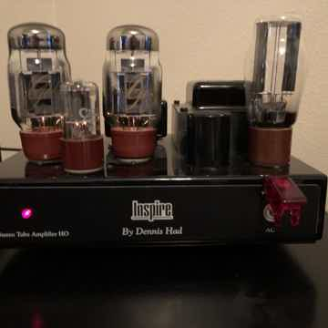 Inspire by Dennis Had -  SE Tube Amplifier HO