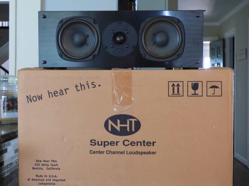 NHT Super Zero and Super Center