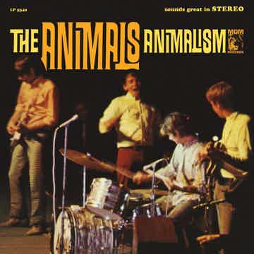 The Animals Animalism - Sundaze LP