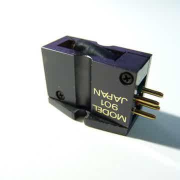 Shelter 901 cartridge medium output MC rare orig. long body